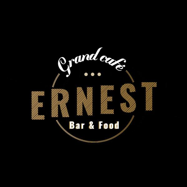 Logo Cafe ernest